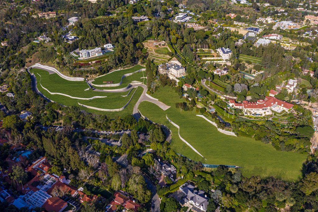 The Park Bel Air Estate Land